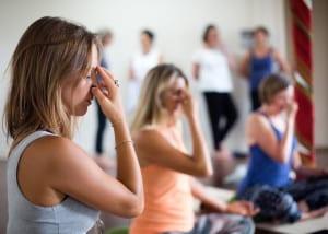 Women and Yoga